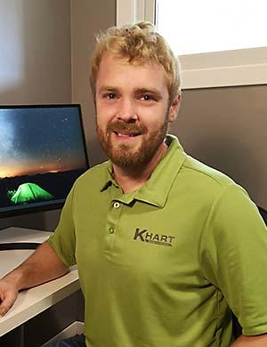 Ryan Thomson - K-Hart Industries